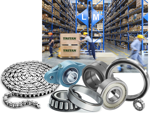 TRITAN Bearings and Power Transmission
