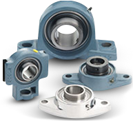 Mounted Ball Bearing Units